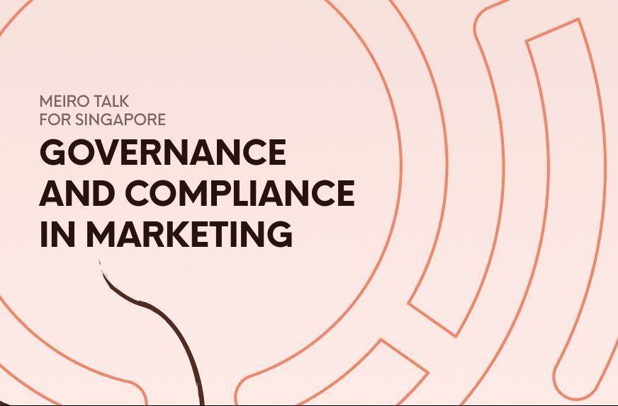 Governance And Compliance In Marketing